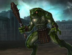 Z3a2 frogman ambush