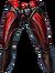 Pants crimson crusader v3