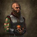 Rune ball thrower