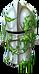 Acidic armor set helm