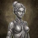 Daughter of statius