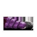 Valanazes finger purple