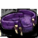 Belt purple