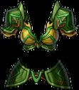 Chest green knight f