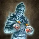 Ghostly grenadier