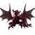 Pet frostdragon red