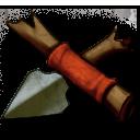Spear orange