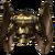 Chest clockwork dragon