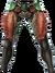 Pants chitinous