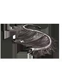 Torn sluriasma frill grey