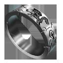 Ring wyrm worshipper band