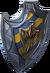 Shield champion jouster