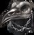 Helm death raven
