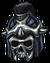 Skeletal Commander's Cassis
