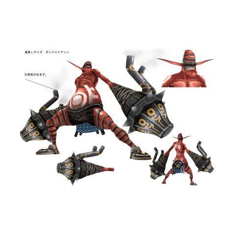 Gun Giant renders