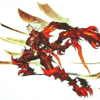 Haseo in B-st form.