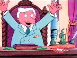 Mayor Robert Bob White