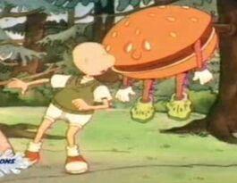 Voyeurburger
