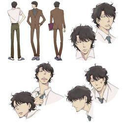 Doukyuusei-Classmates-Designer-Personagens-2