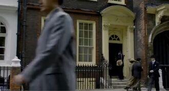 Reginald Crawley's House