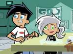 S02e17 Dani in the cafeteria