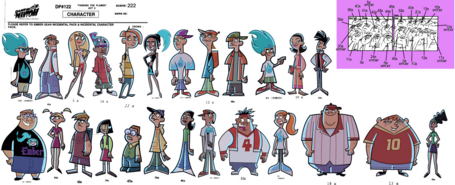 S01e11 PA character sheet
