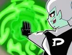 S02M02 Dark Danny ghost portal creation