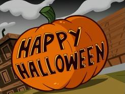 "S01e13 ""Happy Halloween"" pumpkin"