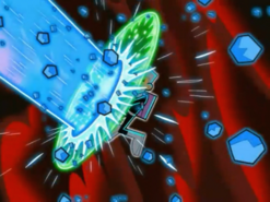 S03e04 blocking Vortex's ghost ray