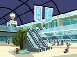 S02e18 inside the mall