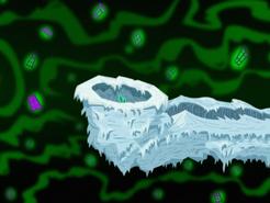S03e02 entrance to the Far Frozen