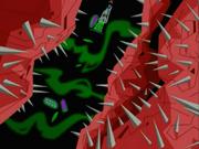 S03e02 entering Carnivorous Canyon