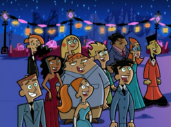 S02e01 students at the party
