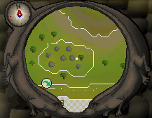 Map clue solution Falador stones map