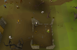 Map clue solution West Ardougne