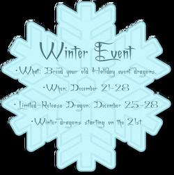 Winter release