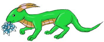 Lol-gardenia dragon