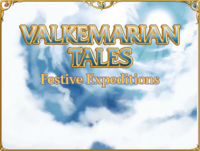 Festive Exp title screen