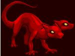 Gilded Bloodscale Hatchling Art
