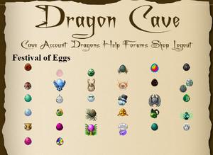 FoE 2014 egg progress