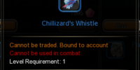 Chillizard's Whistle