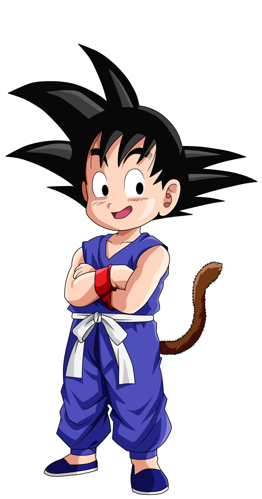 Image - Kid Goku.png | Dragon Ball Universe | FANDOM ...