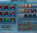 Login Rewards