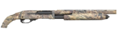 Mucker's Remington 870 shotgun