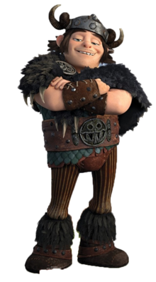 Snotlout HTTYD2