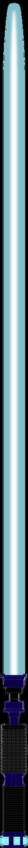 Yuna's Lightsaber