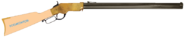 Pocahontos 1860 henry rifle by stu artmcmoy17-d9t6yoc