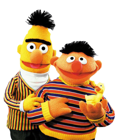 File:Bert and Ernie in PNG form.png