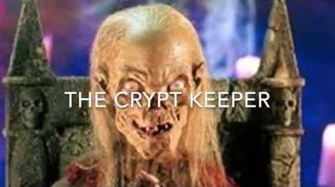 Rod Serling VS The Crypt Keeper