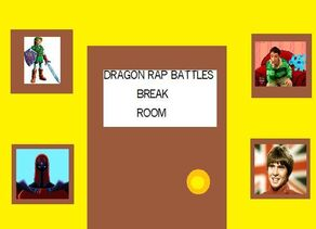 Dragon Rap Battles Break Room